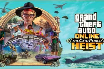《GTA5》史上最强更新上线,腾讯网游加速器助力下载畅玩